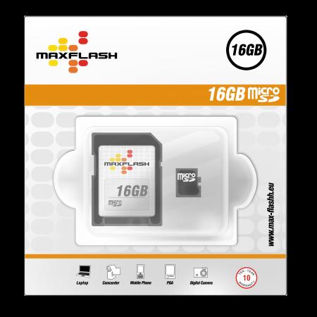 MAXFLASH-SD16GTF30M-R