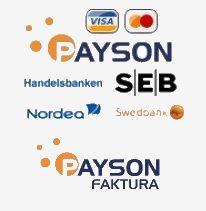 Betala med Payson